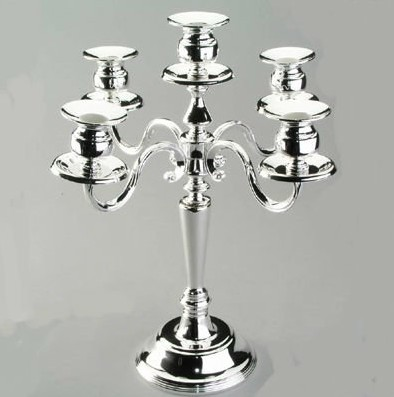 Silver plated indian candle holders & Silver plated indian candle holders | Etfad Promotional Gifts