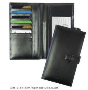 multipurpose card & cheque book holder
