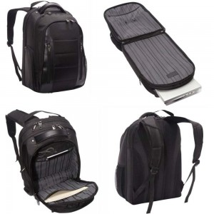 Computer Case plain backpack