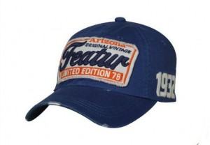 Old washing promotion cap hat