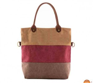 canvas bag 38x8x40cm
