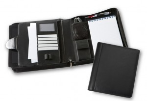 Multi-purpose A4 compendium folders